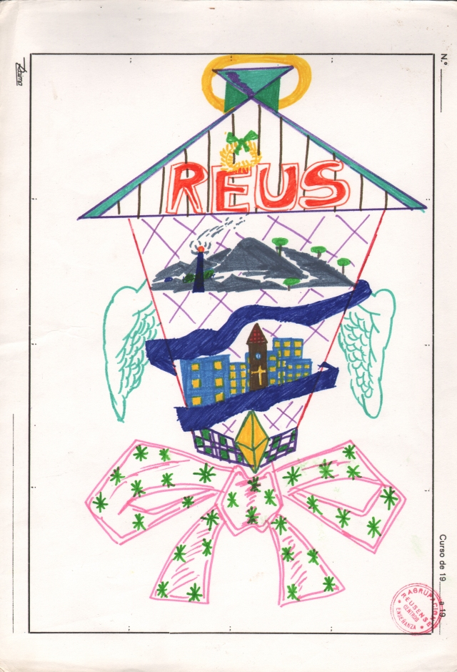 Escudo de Reus