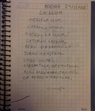 4. LA LLUM