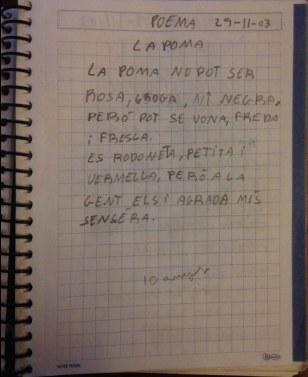 5. LA POMA